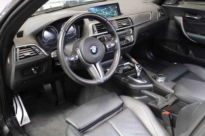 BMW M2 DCT LCI Facelift, Carbon, schuifd. Zeer Kompleet! afbeelding 9
