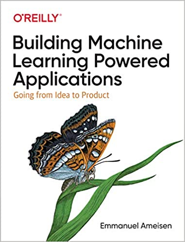 Building Machine Learning Powered Applications book cover