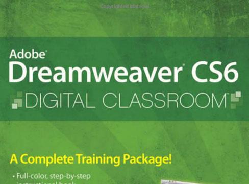 Dreamweaver Digital Classroom (CS4,CS5,CS6)