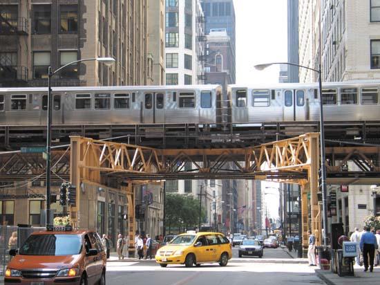 Chicago l train