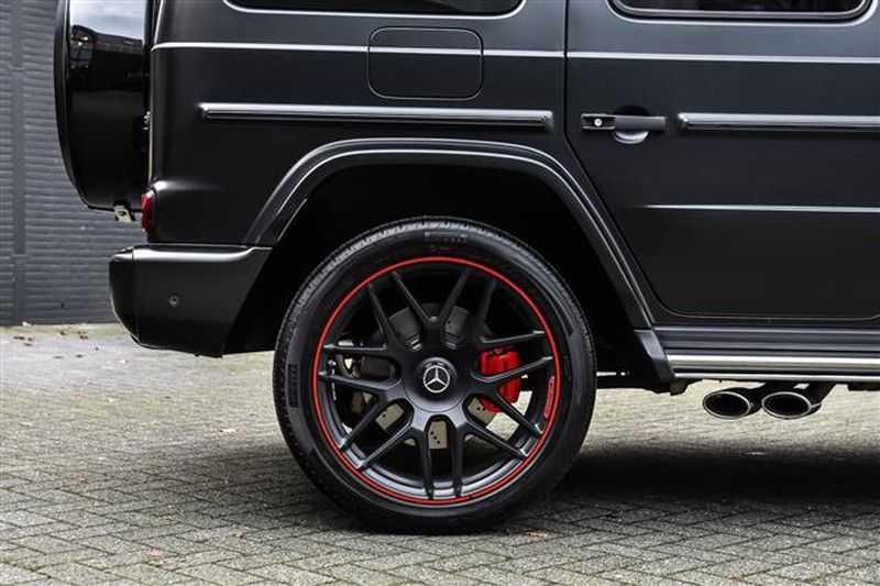 Mercedes-Benz G-Klasse G63 AMG EDITION 1+NIGHTPAKKET+360CAM NP.272K afbeelding 14