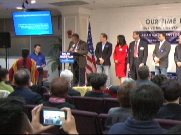 VA 주지사 선거, 한인사회 공략 본격화