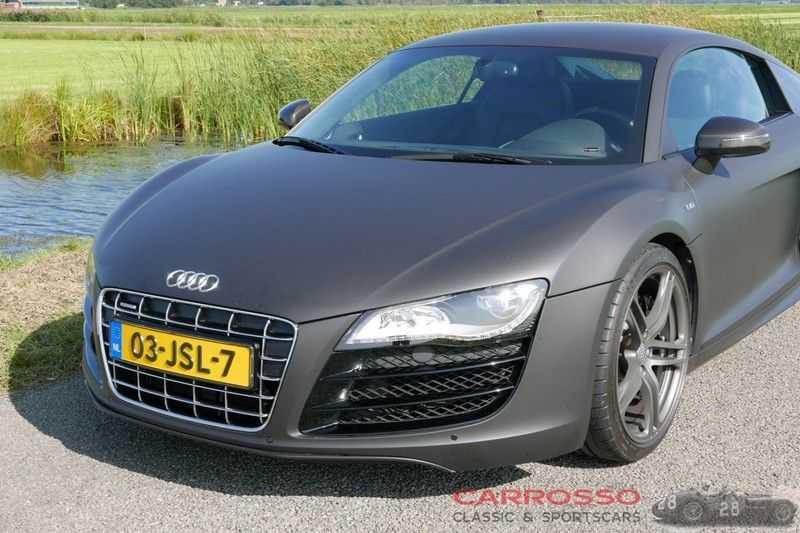 Audi R8 5.2 V10 FSI Origineel Nederlands geleverd! afbeelding 16