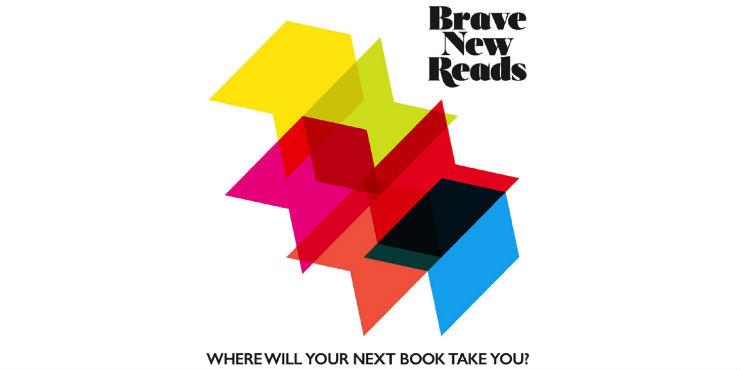 Brave New Reads 2015 logo