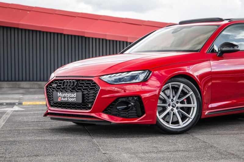 Audi A4 Avant 2.9 TFSI RS4 quattro | 450PK | Sportonderstel Plus | Panoramadak | Inleg Carbon | B&O | Sportdifferentieel | Head-up afbeelding 23