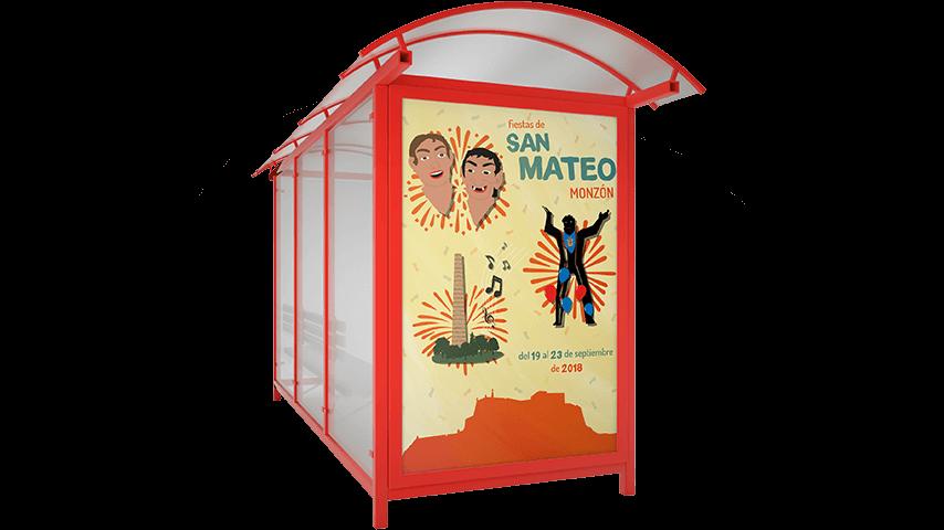 San Mateo Monzón 2018 - Poster