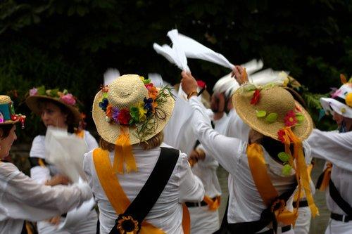 Morris Dancers 5636