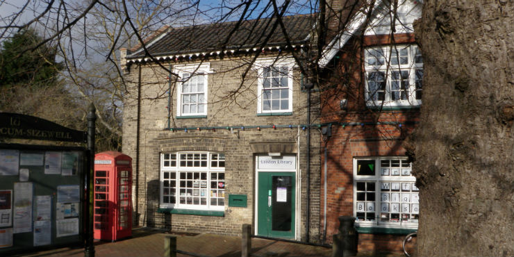Leiston Library