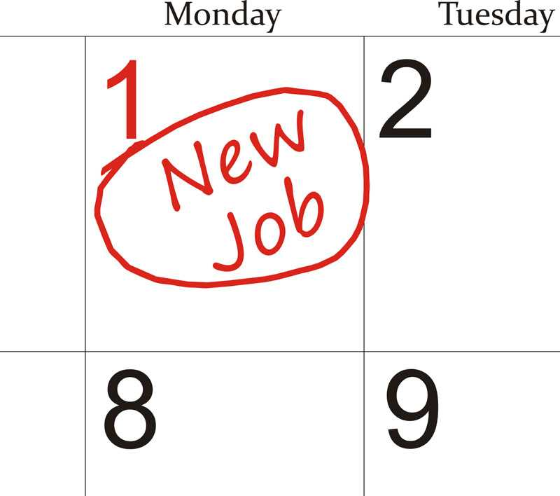 First-Day-on-the-Job Checklist