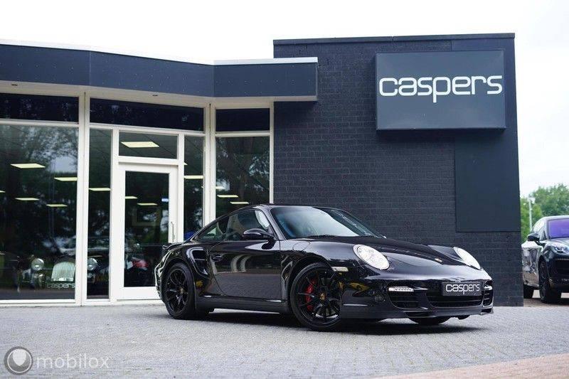 Porsche 911 997 3.6 Turbo   sport chrono afbeelding 1