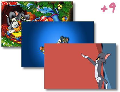 Tom Jerry theme pack