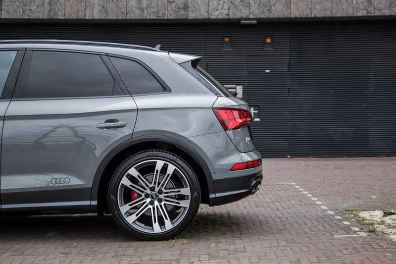 Audi Q5 3.0 TFSI SQ5 quattro | 354 PK | B&O Sound | Air suspension | Pano.Dak | Assistentie City-Tour-Parking | Trekhaak | Head-UP | Full Option | afbeelding 7