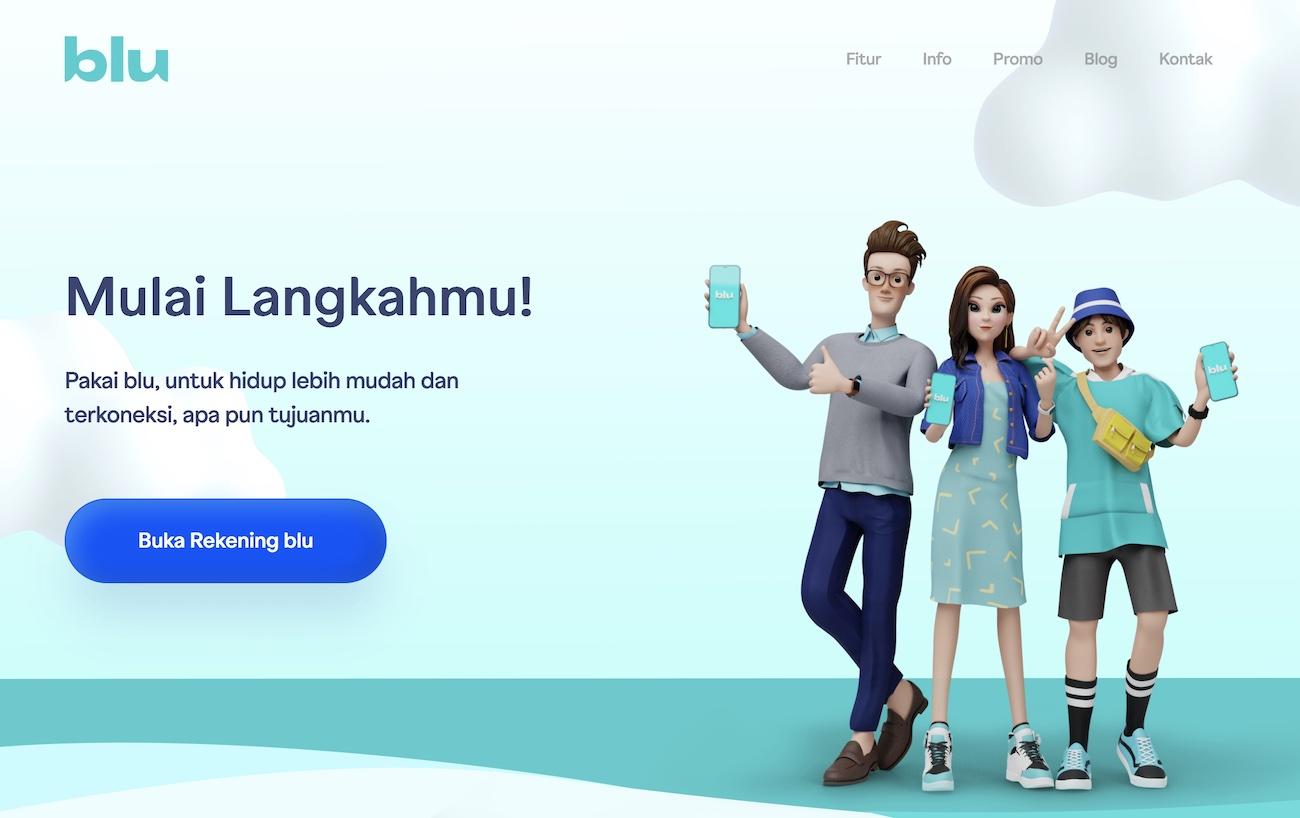 Review aplikasi Blu, bank digital dari BCA digital, kesan awal