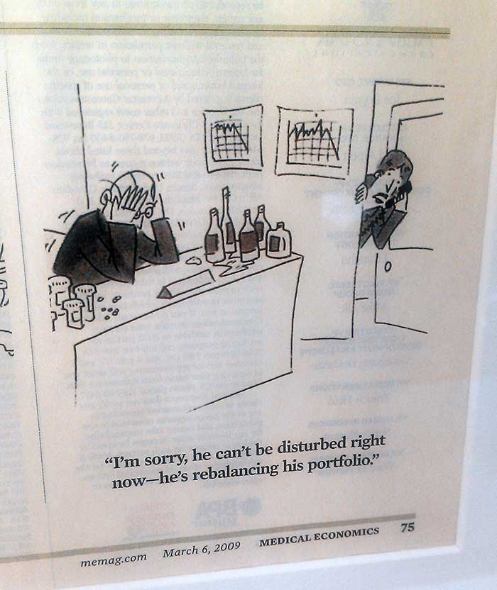 Cartoon Published in 2009
