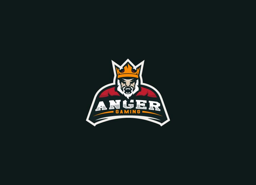 Anger Gaming logo