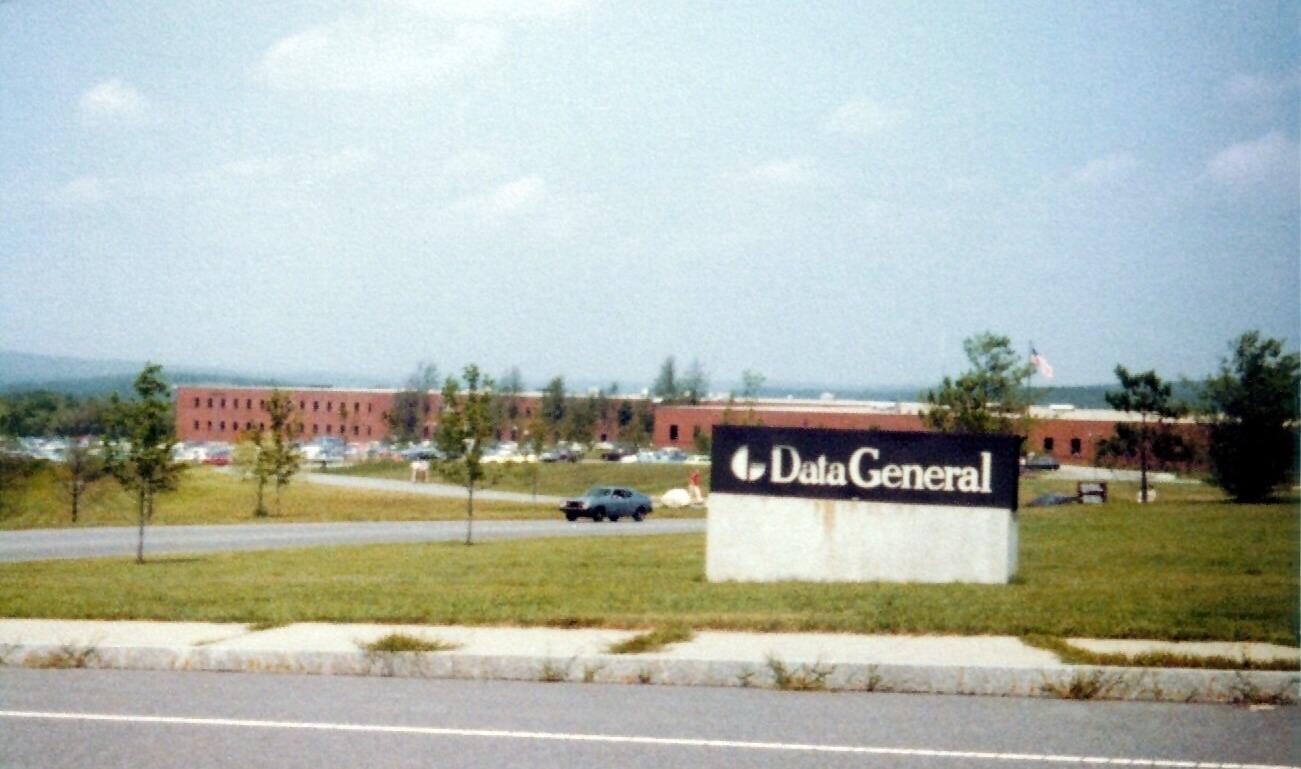 Data General Massachusetts Office