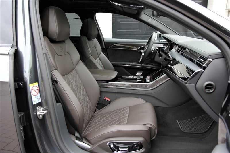 Audi S8 4.0 TFSI KERAMISCHE.REMMEN+B&O+STANDKACHEL afbeelding 5
