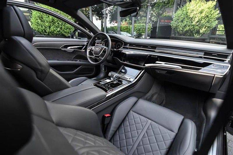 Audi A8 60 TFSI E HYBRID MASSAGE+4WSTURING+360CAMERA afbeelding 3