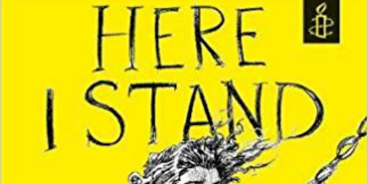 Here I Stand: stories that stand for freedom