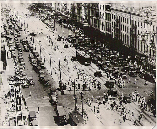 1929 Streetcar Riot of New Orleans