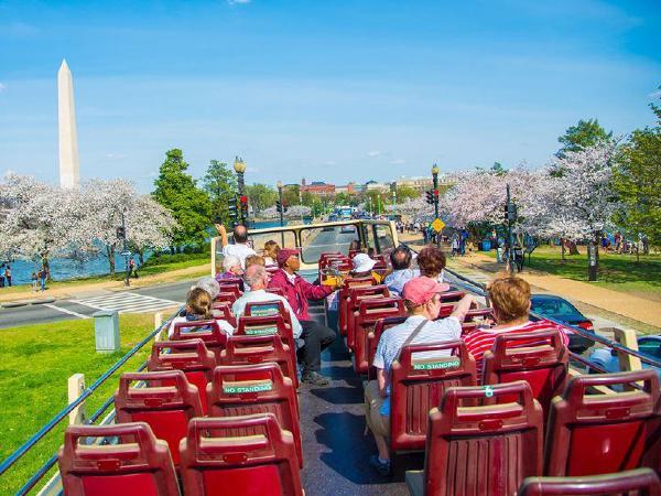 워싱턴 방문객 증가…지난해 12억달러 관광비 지출