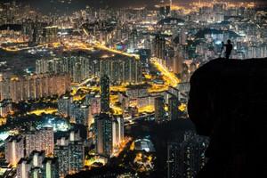 Night Time City Views