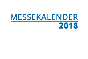 Trade fair calendar 2018