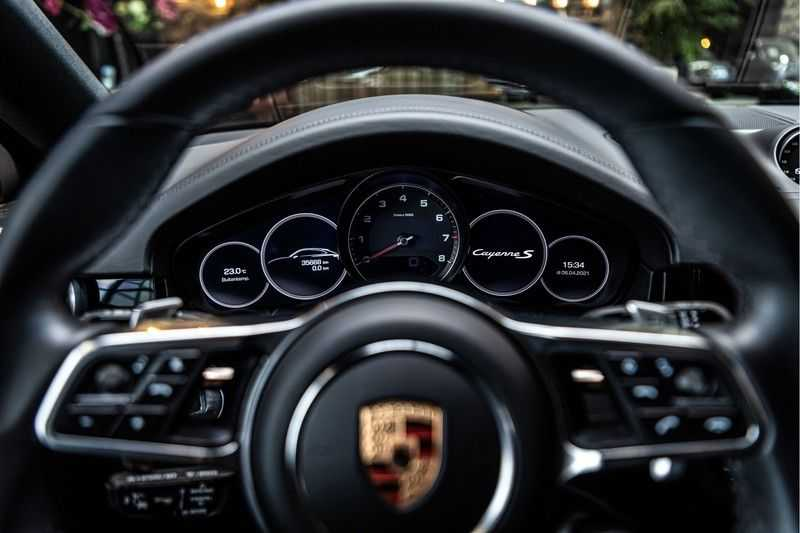Porsche Cayenne Coupé 2.9 S   Panorama   BOSE   Head-Up-Display   PASM   PDCC afbeelding 5