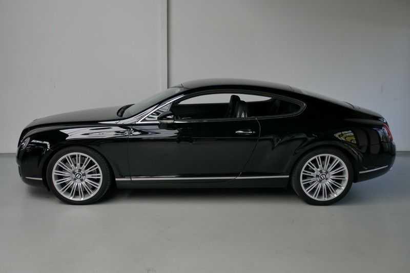 Bentley Continental GT 6.0 W12 GT Speed Mulliner afbeelding 3