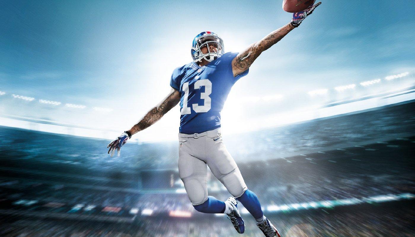 Madden NFL 16 box art