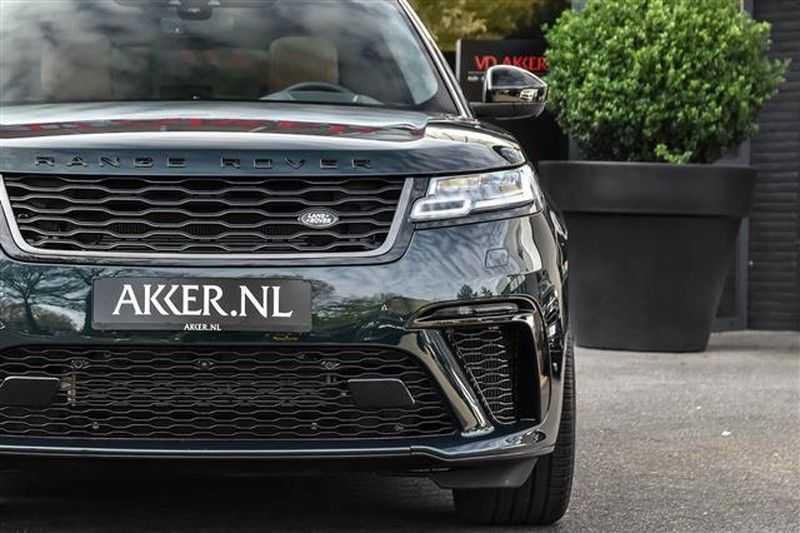 Land Rover Range Rover Velar 5.0 SVAUTOBIOGRAPHY DYNAMIC HEADUP+MULTIMEDIA afbeelding 16
