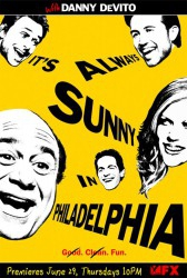 cover It's Always Sunny in Philadelphia - S1 & 2
