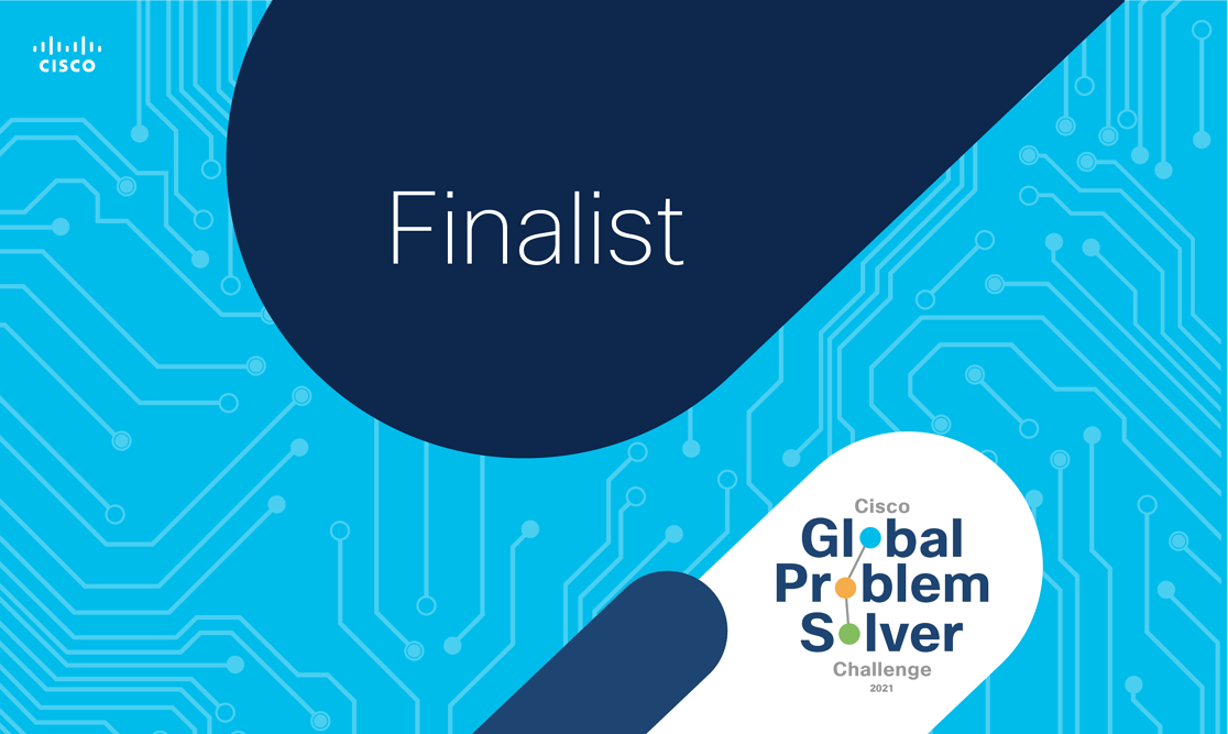 Neumind announced as finalists in Cisco Global Problem Solver Challenge