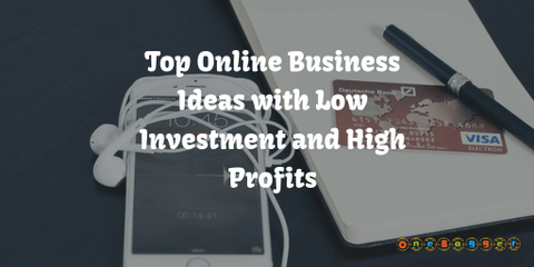 We have compiled the list of best online business ideas for beginners with require little to now investment and are highly profitable. Start today!