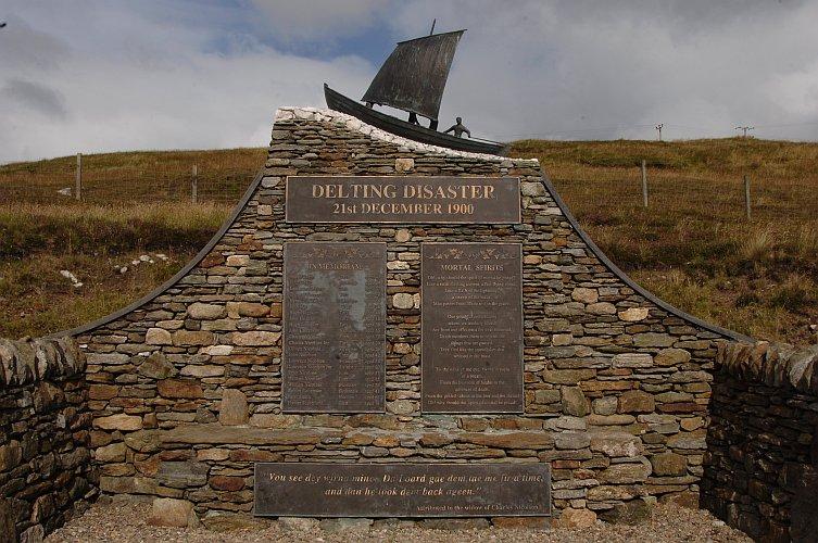 Delting Memorial