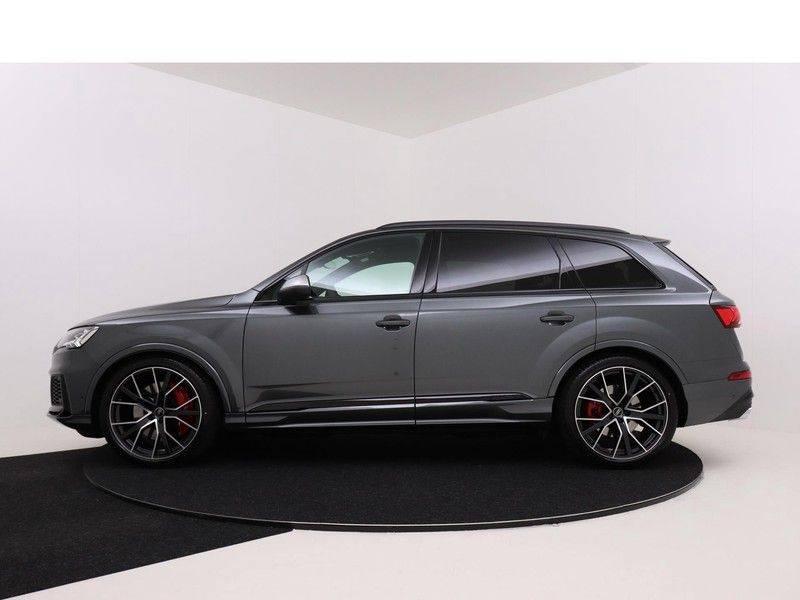 Audi Q7 4.0 TFSI SQ7 quattro 7p 507PK | S-Line | Pano.Dak | 360 Camera | B&O Sound | Keyless-Entry | S-Sportstoelen | Assistentie Tour-City-Parking | 7 Persoons afbeelding 6