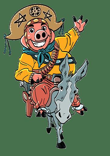 Rafael Dantas porquinho nordestino