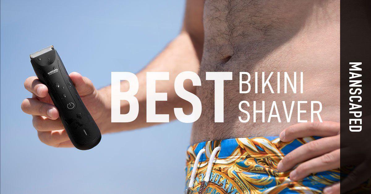 best bikini shaver