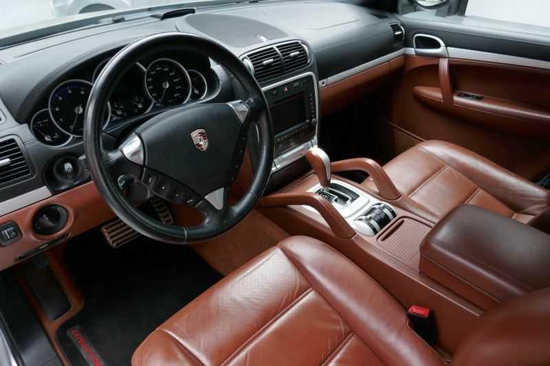 Porsche Cayenne 4.8 Turbo 500pk afbeelding 17