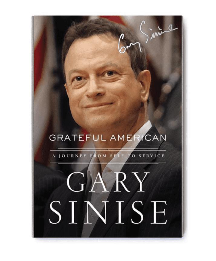 Signed Copies of Grateful American