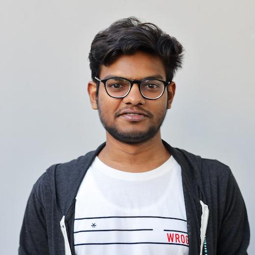 Shivam Sunderam: Product Designer