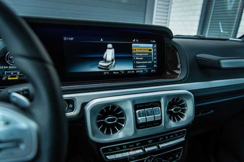 Mercedes-Benz G-Klasse G500, 421 PK, AMG-Line, G/Manufaktur Exklusiv, Distronic Plus, DAB, Widescreen, Standkachel, AMG/Multi!! afbeelding 10
