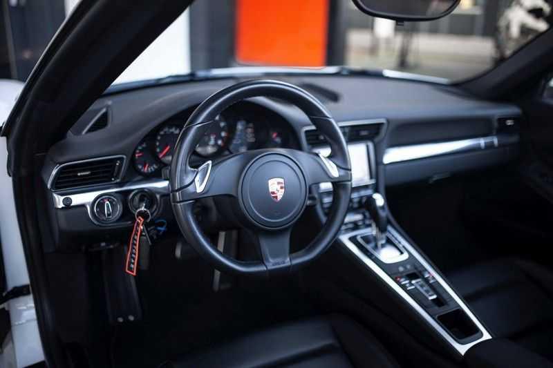 """Porsche 911 Cabrio 991 MKI *20"""" Carrera Velgen / PCM* afbeelding 4"""