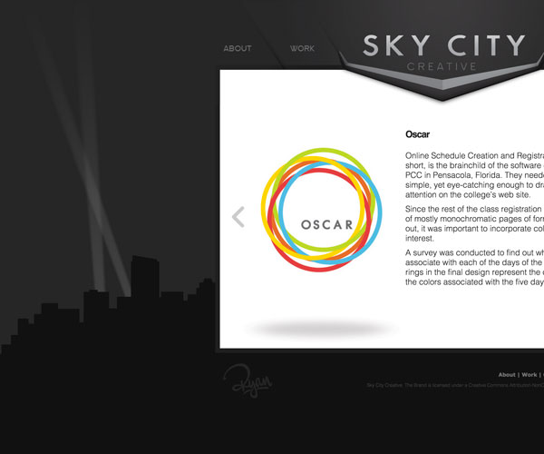 Sky City Creative Web Design