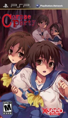 Coverart image of Corpse Party psp