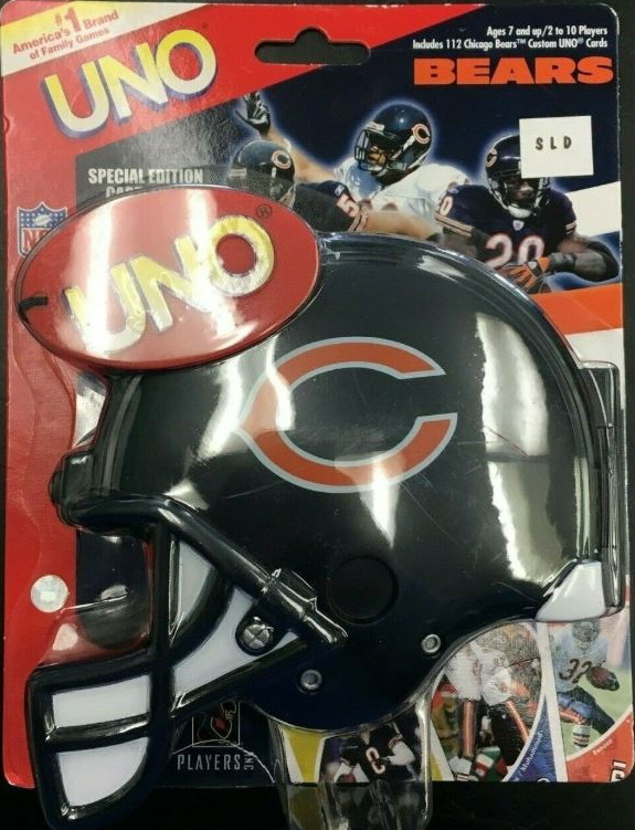 Chicago Bears Uno (2006)