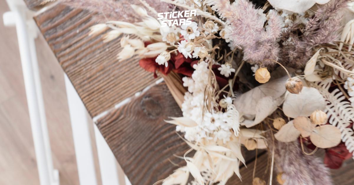 Hochzeitskosten sparen: Die richtigen Blumen sind wichtig!
