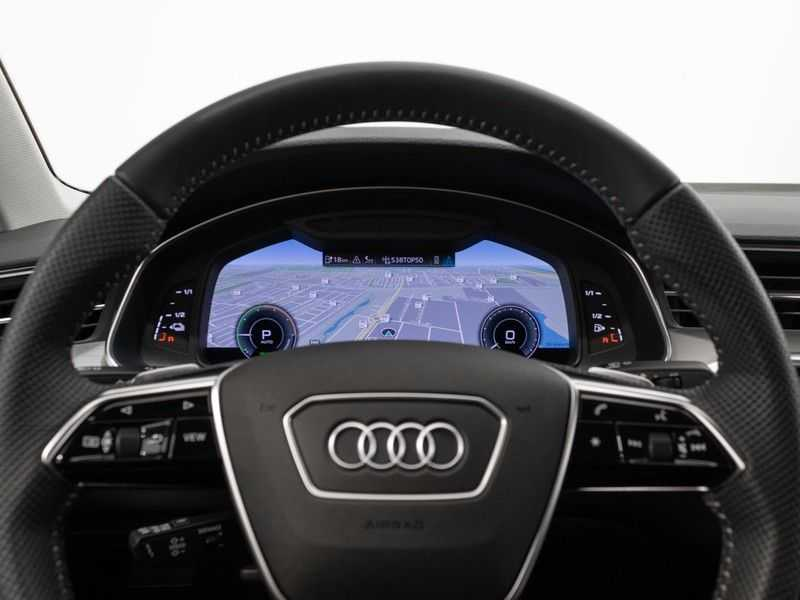 Audi A7 Sportback 55 TFSI e quattro Pro Line | 367PK | Plug in Hybrid | Adapt. Cruise | Pano.Dak | Keyless-entry | Head-Up | 360-Camera | Trekhaak | B&O Sound afbeelding 12