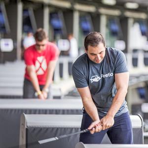 Jorge woods pro golfer