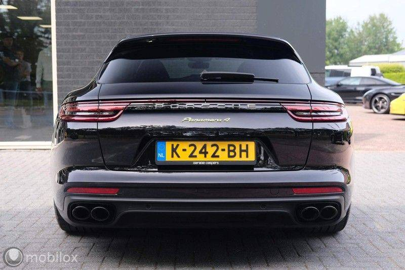 Porsche Panamera Sport Turismo 2.9 4 E-Hybrid | Sport Chrono afbeelding 4